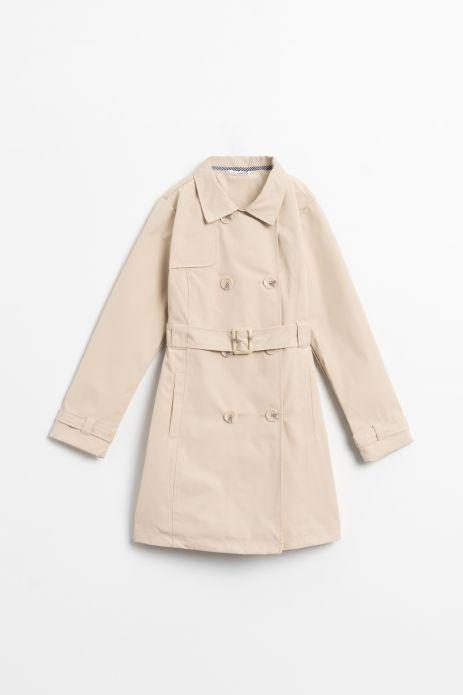 Пальто на підкладці