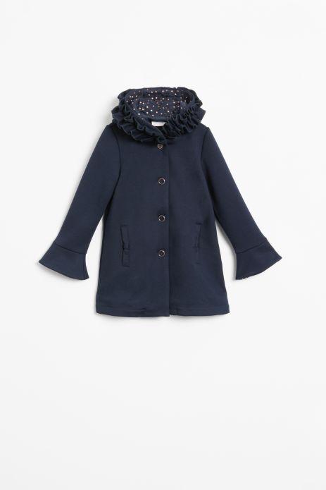 Пальто з капюшоном