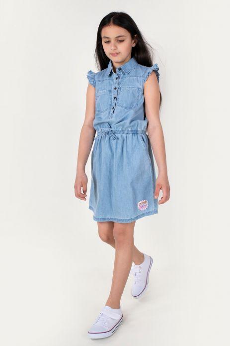 Джинсова сукня
