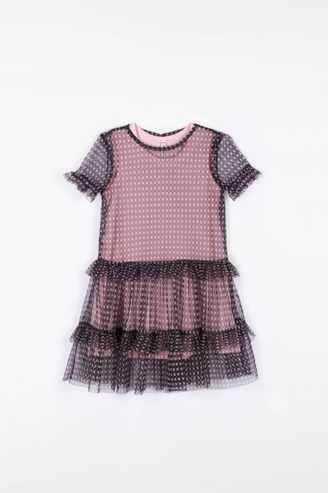 Сукня з фатину