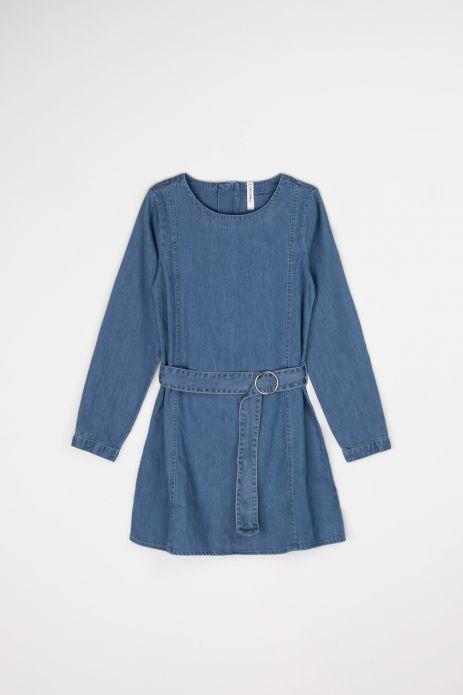 Сукня джинсова